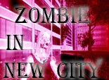 Zombie In New City